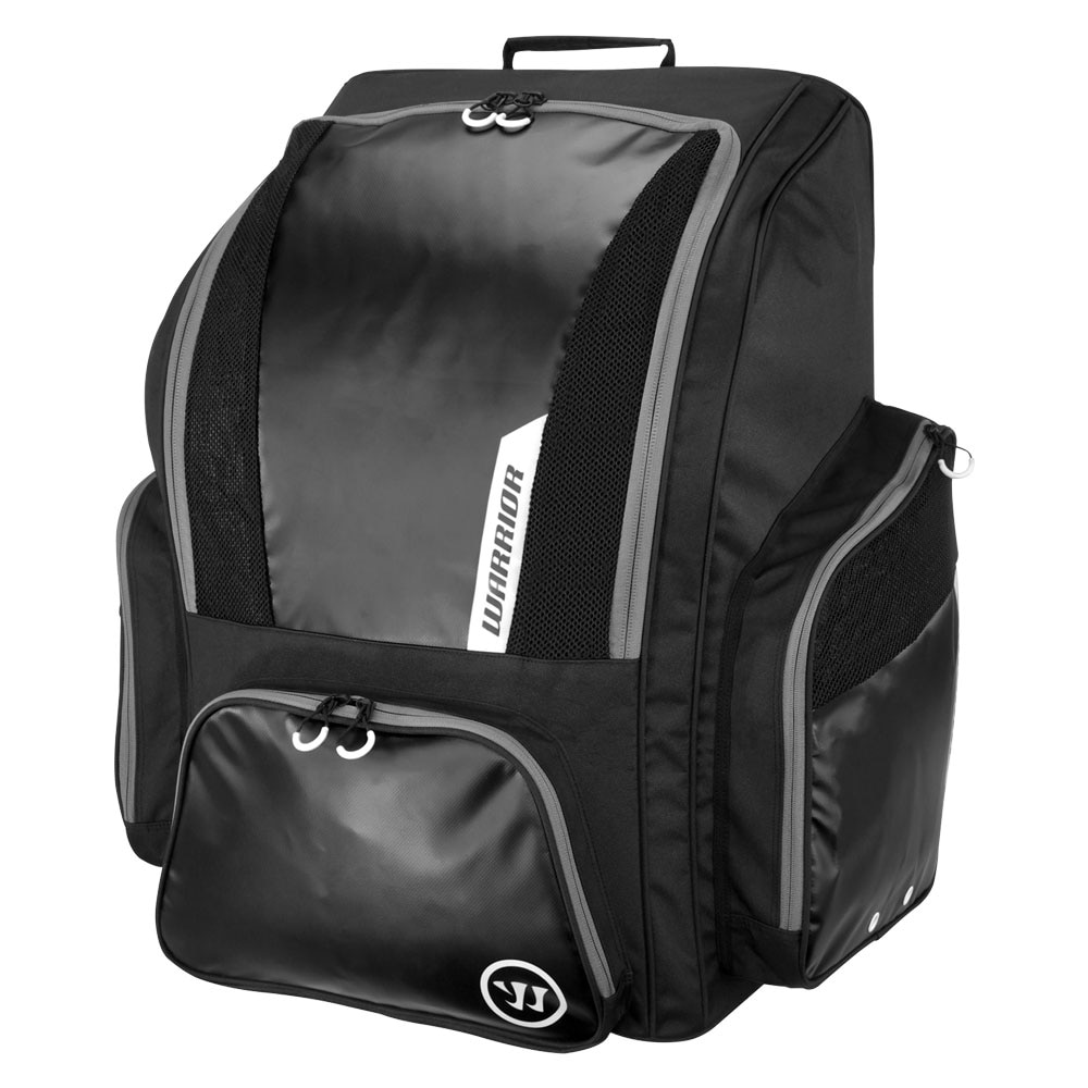 Warrior Pro Backpack med hjul Svart