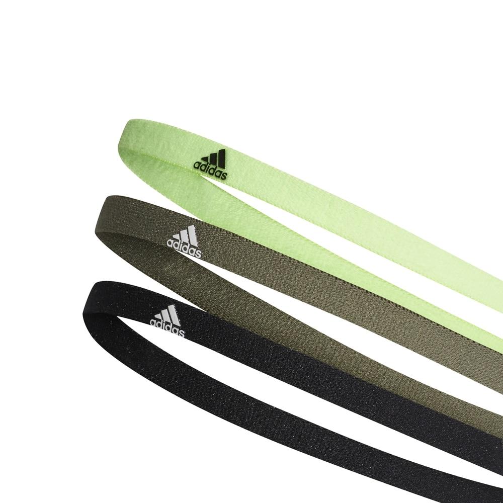 Adidas 3PP Hårbånd Grønn/Grå/Sort