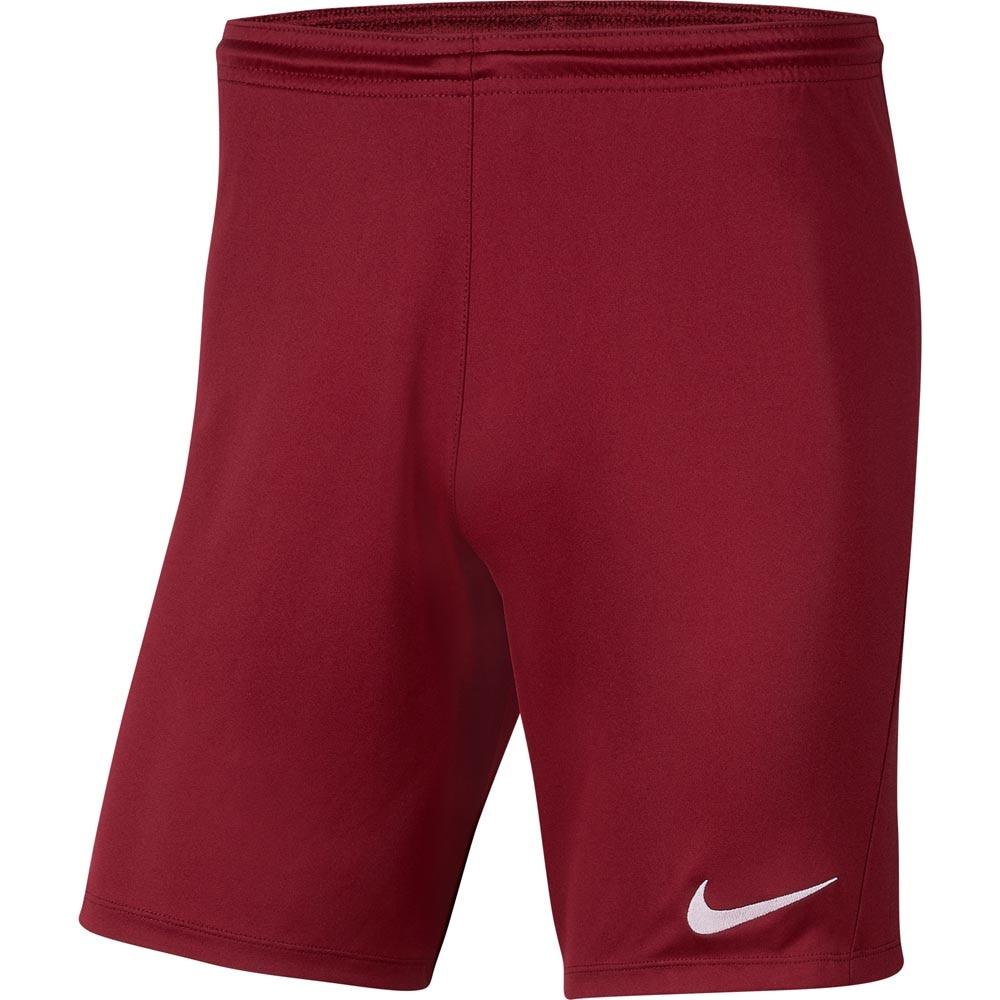 Nike FPN Treningsshorts Burgunder