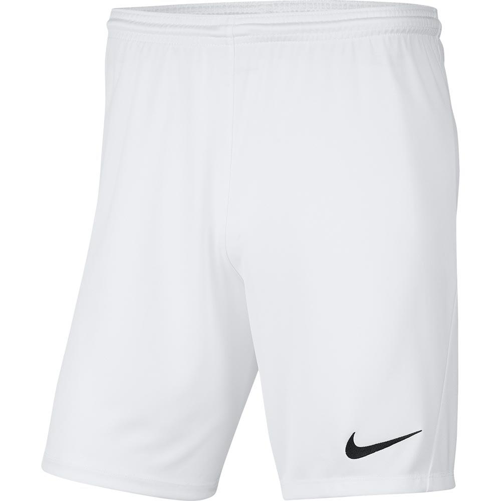 Nike SF Grei Treningsshorts Hvit