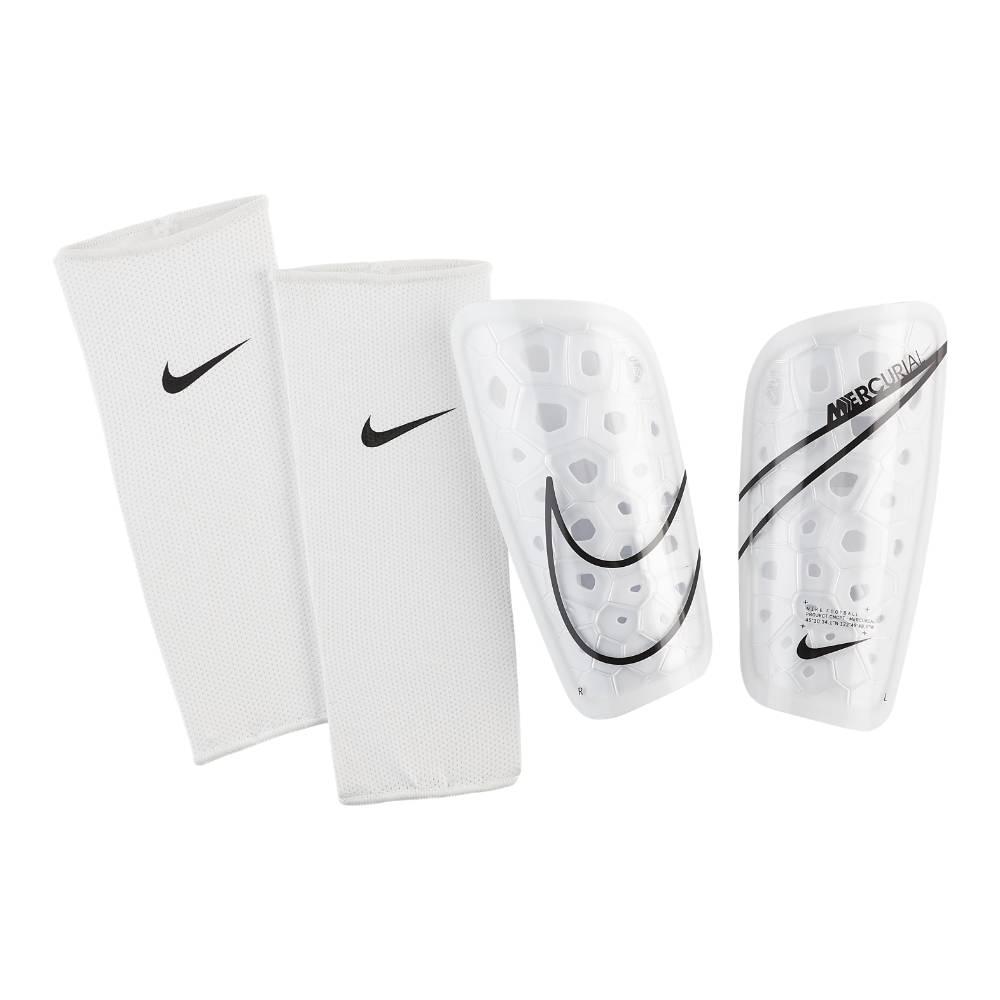 Nike Mercurial Lite Leggskinn Hvit