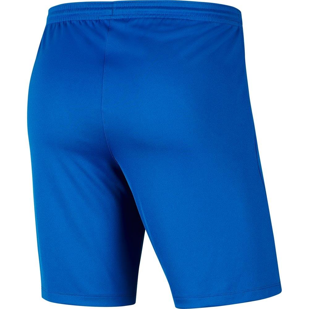 Nike SF Grei Treningsshorts Blå