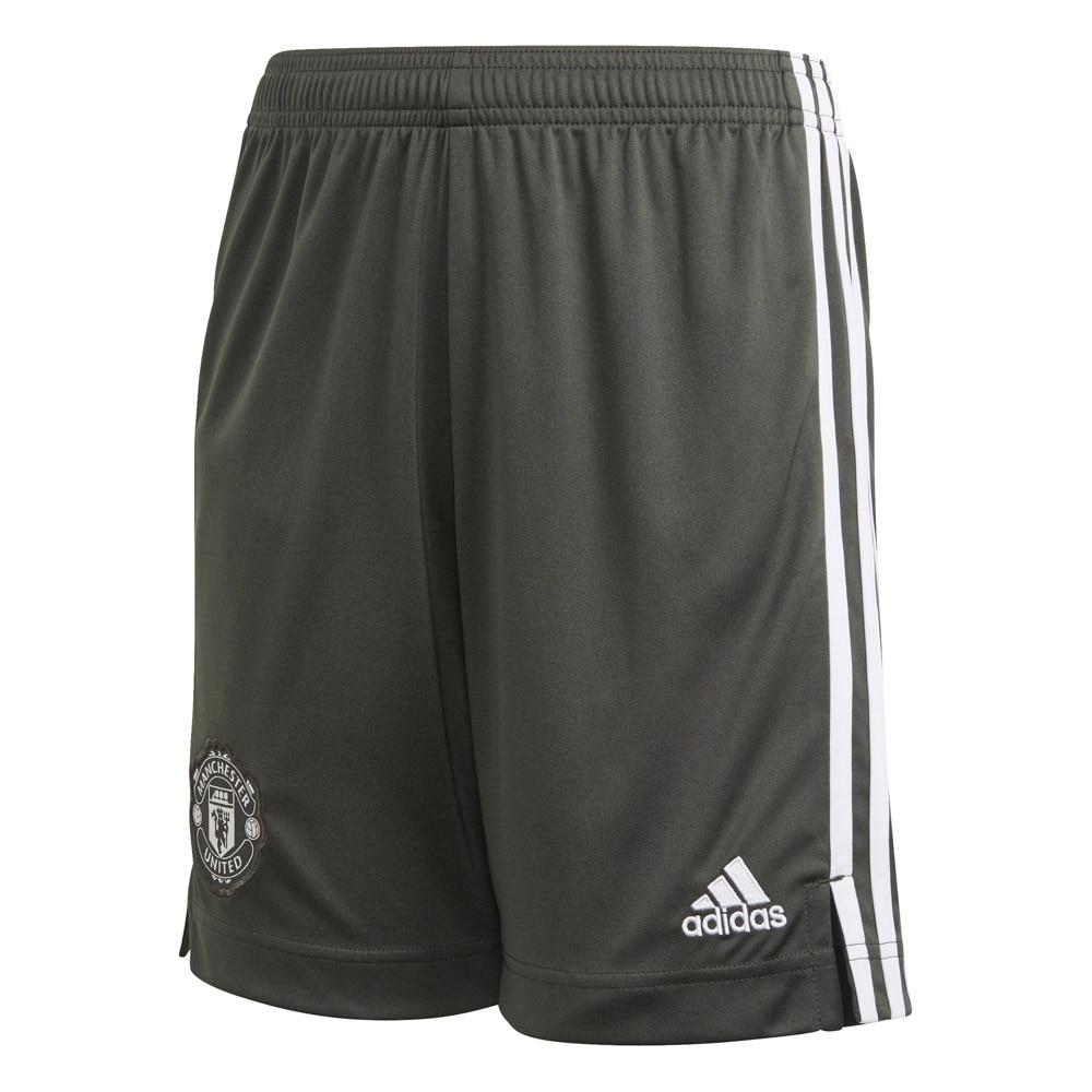 Adidas Manchester United Fotballshorts 20/21 Borte Barn