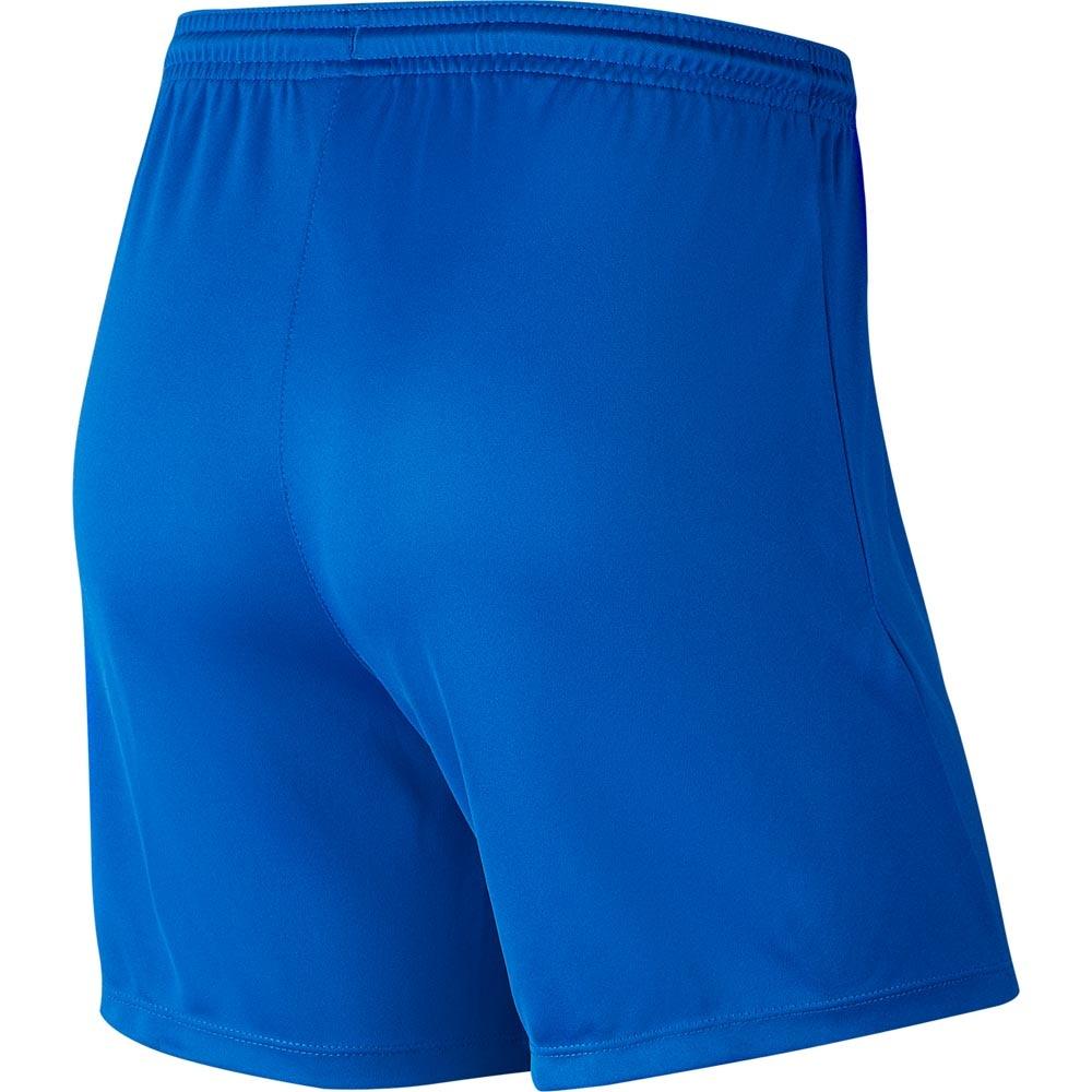 Nike SF Grei Treningsshorts Dame Blå