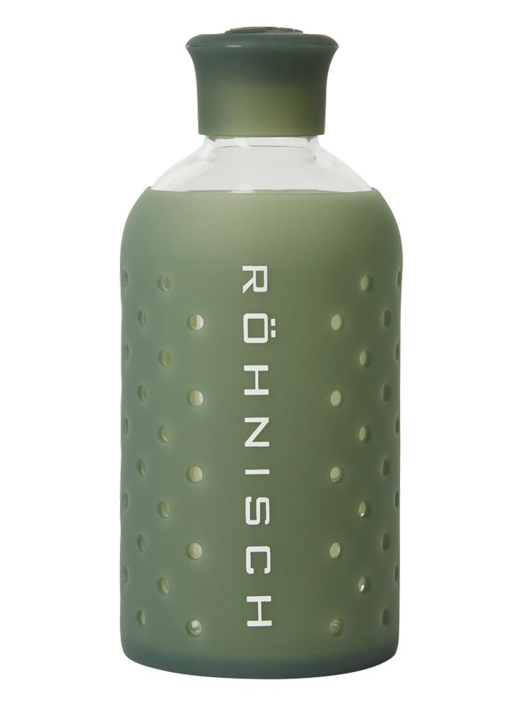 Röhnisch Small Glass Bottle Drikkeflaske Grønn