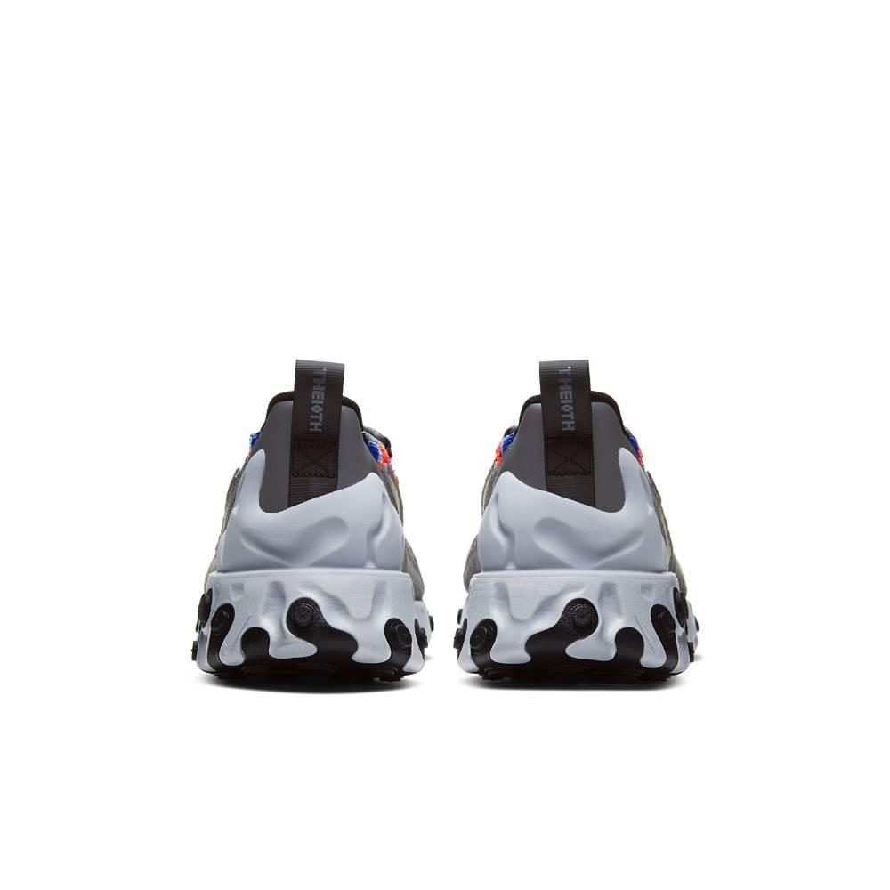 Nike React Sertu Fritidssko Grå