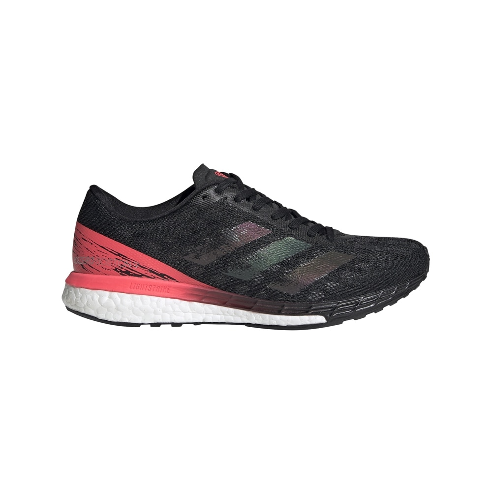Adidas Adizero Boston 9 Joggesko Dame Sort/Rosa
