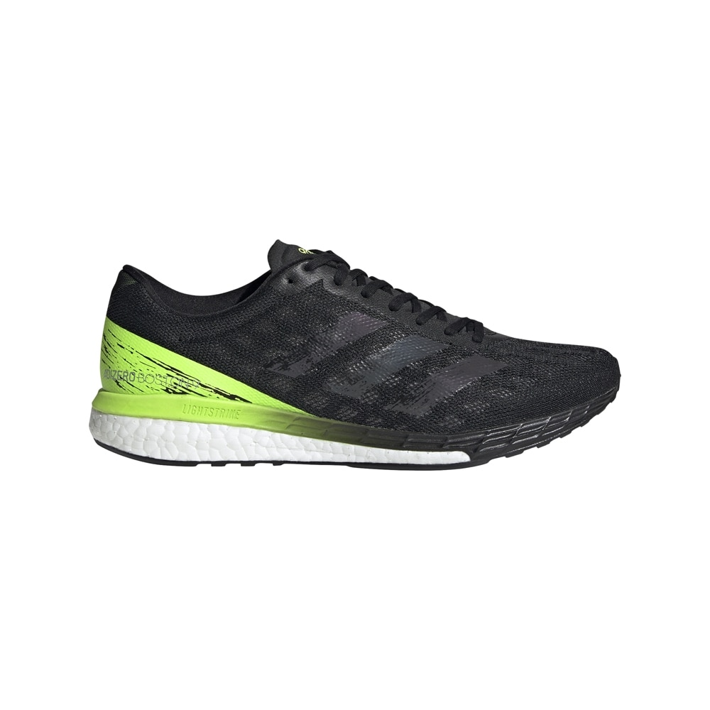 Adidas Adizero Boston 9 Joggesko Herre Sort/Grønn