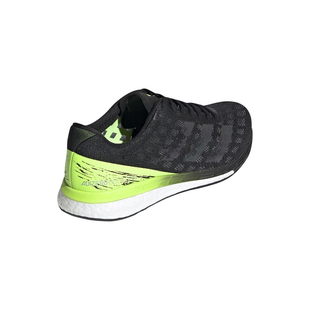 Adidas Adizero Boston 9 Joggesko Herre Sort/Grønn