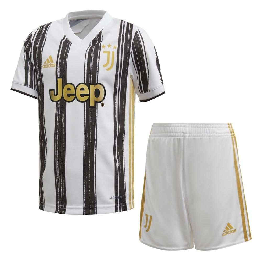 Adidas Juventus Draktsett 20/21 Hjemme Barn