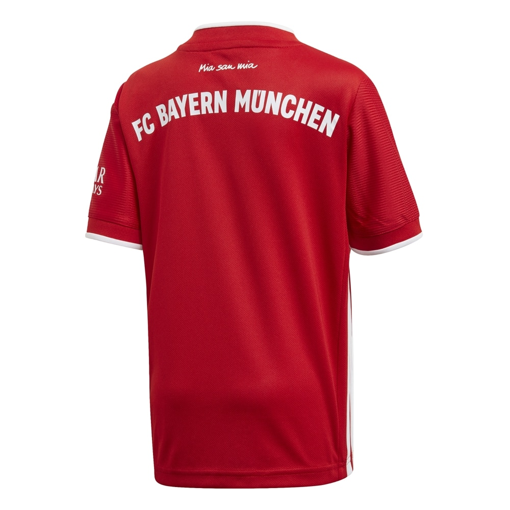 Adidas Bayern München Draktsett 20/21 Barn Hjemme