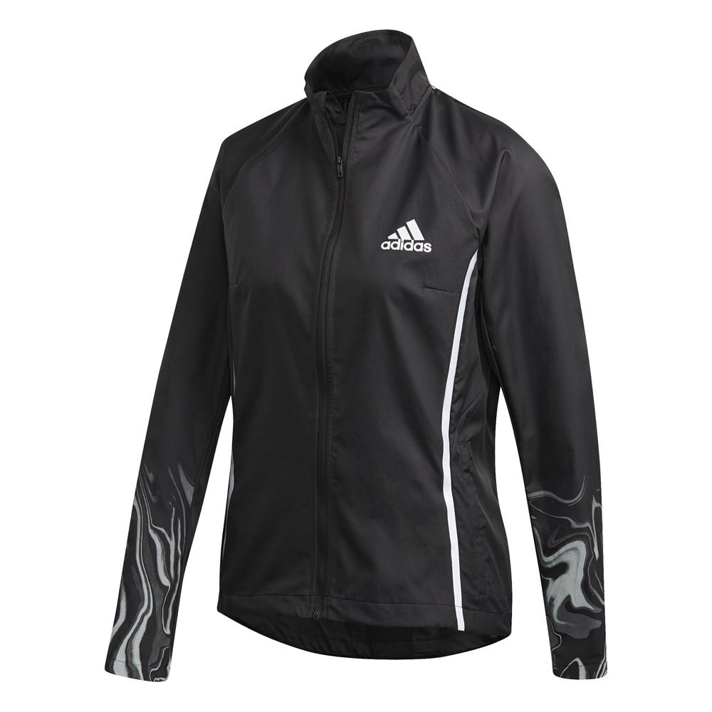 Adidas Glam Løpejakke Dame Sort