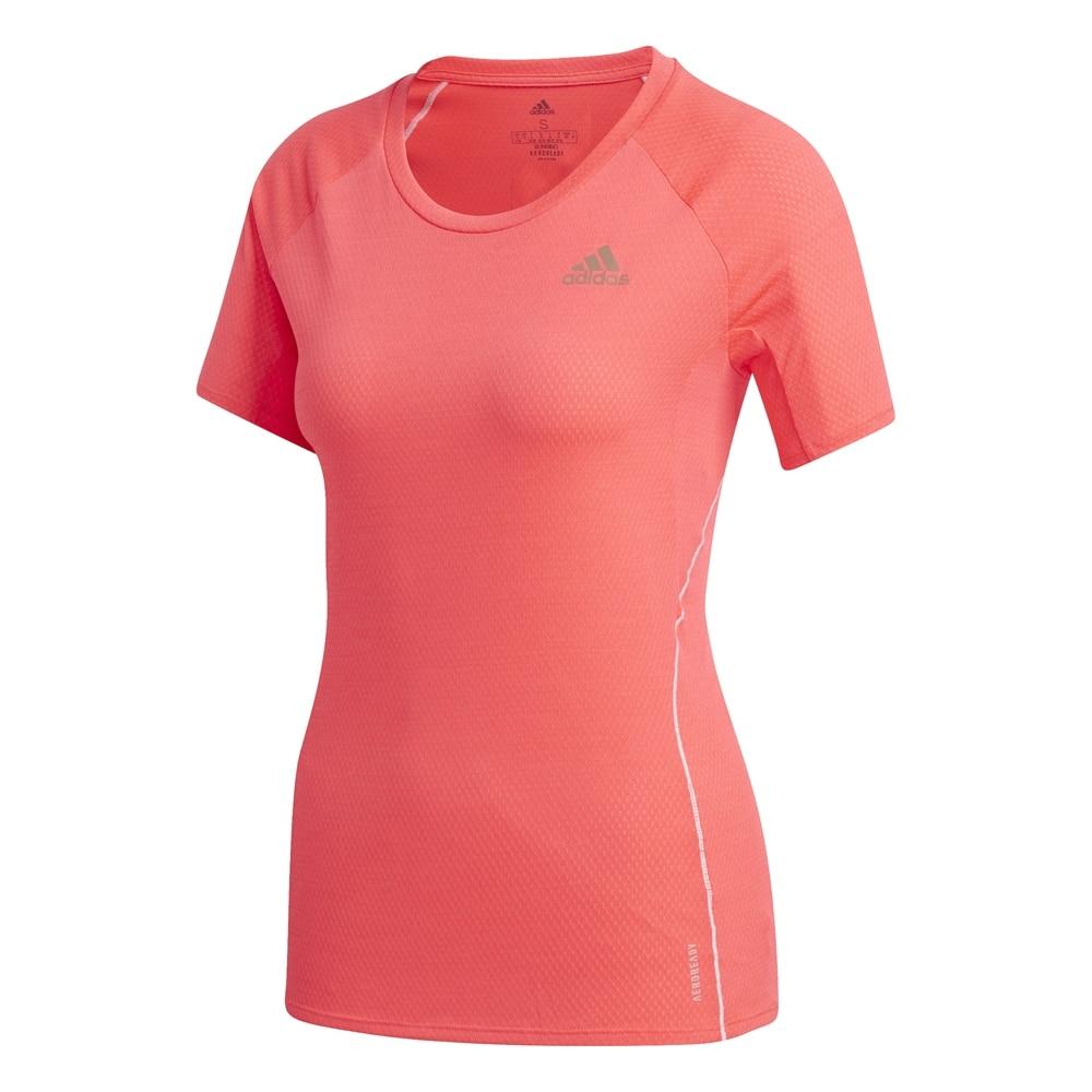 Adidas Runner Løpetrøye Dame Rosa