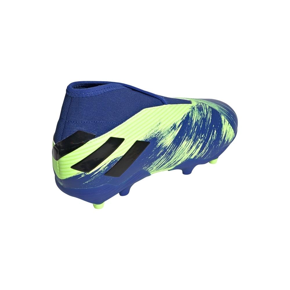 Adidas Nemeziz 19.3 Laceless FG/AG Fotballsko Barn Uniforia Pack
