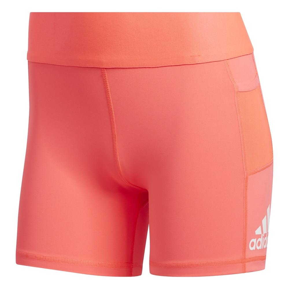 Adidas Alphaskin Tights Løpeshorts Dame Rosa