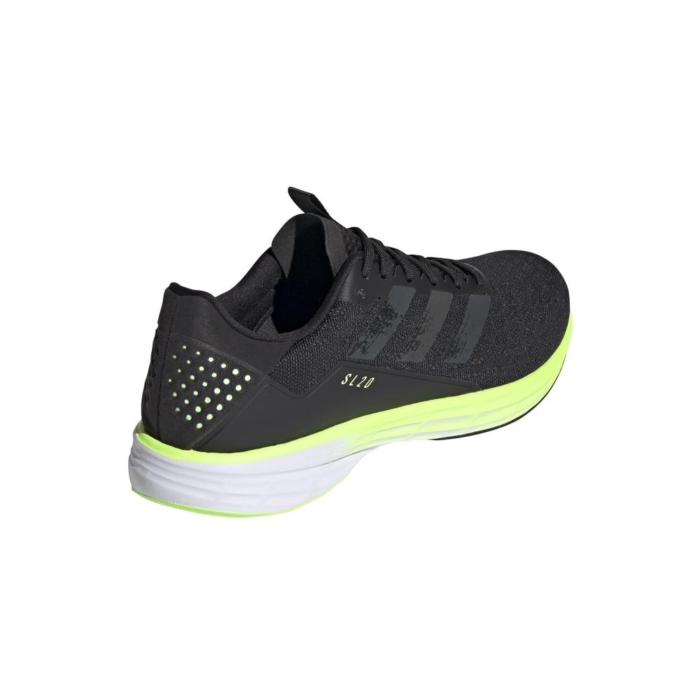 Adidas SL20 Joggesko Herre Sort/Grønn