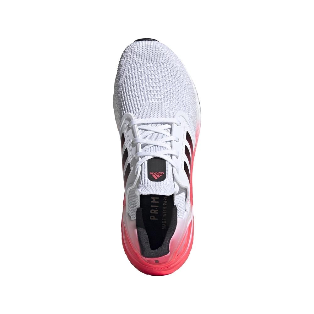 Adidas Ultroboost 20 Joggesko Hvit/Rosa