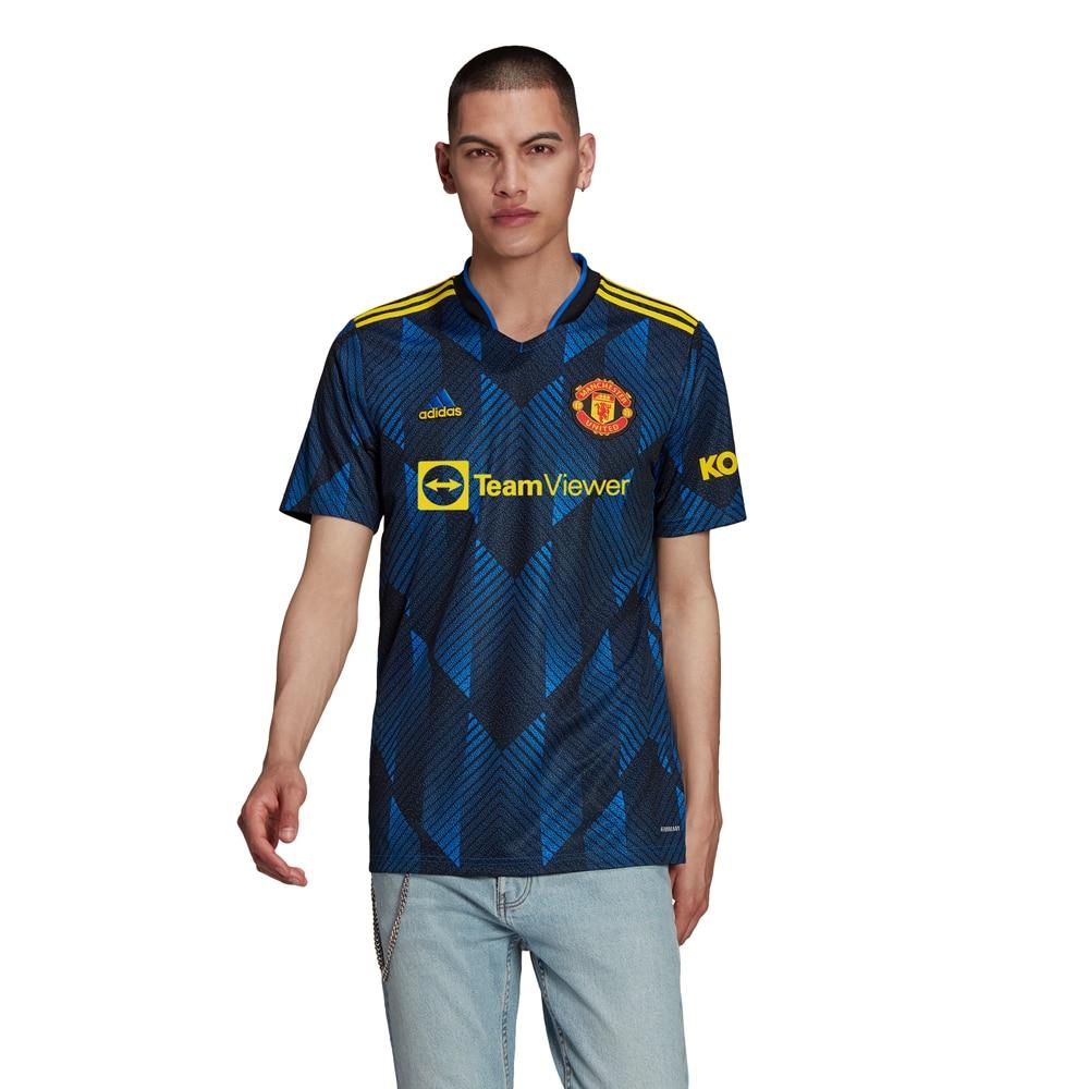 Adidas Manchester United Fotballdrakt 21/22 3rd
