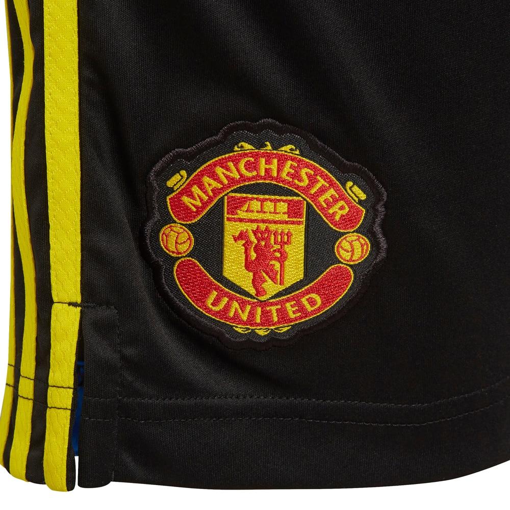 Adidas Manchester United Fotballshorts 21/22 3rd