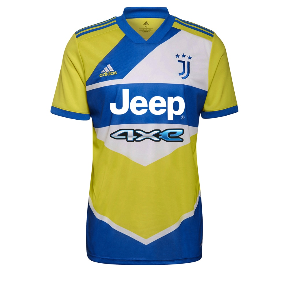 Adidas Juventus Fotballdrakt 21/22 3rd Barn