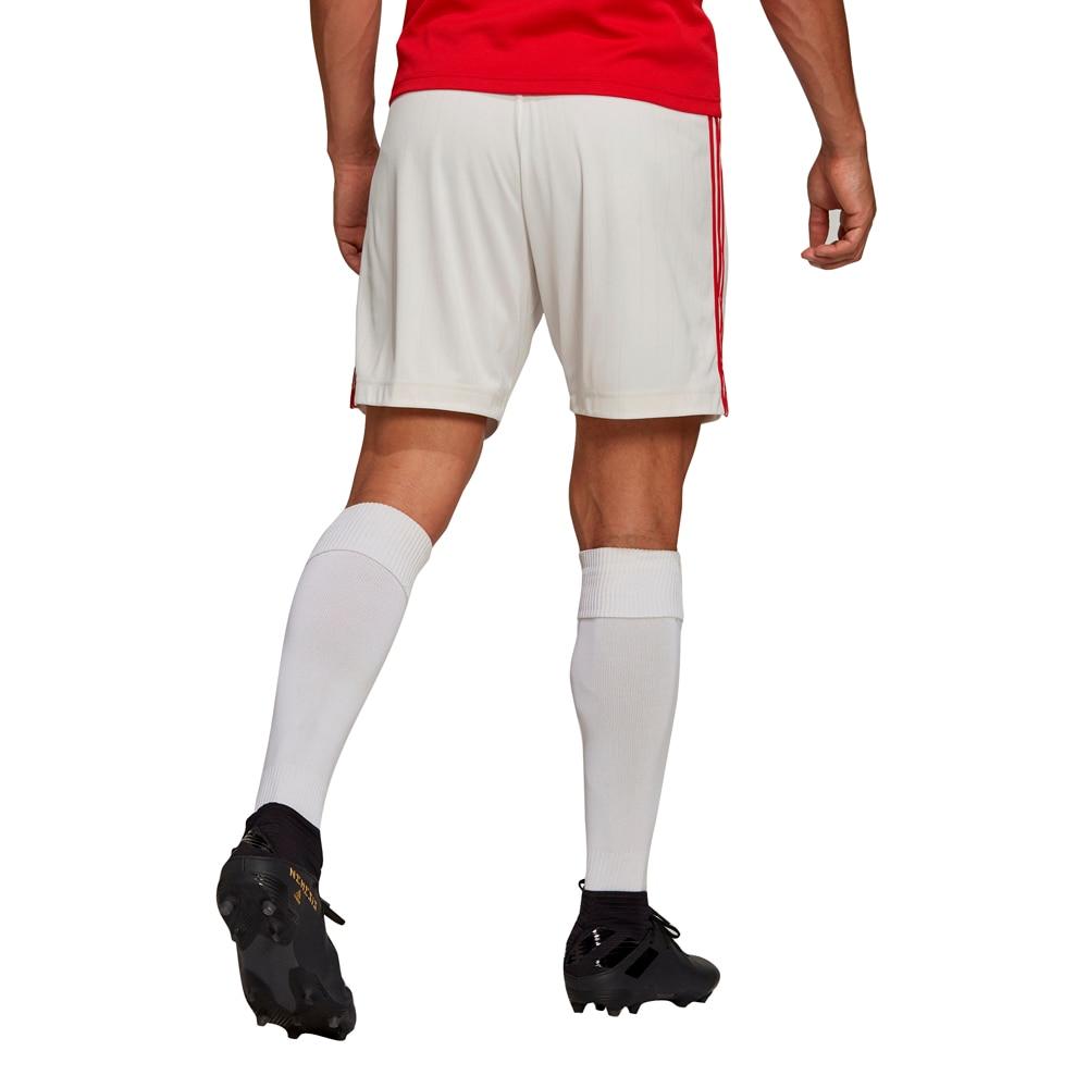 Adidas Manchester United Fotballshorts 21/22 Hjemme