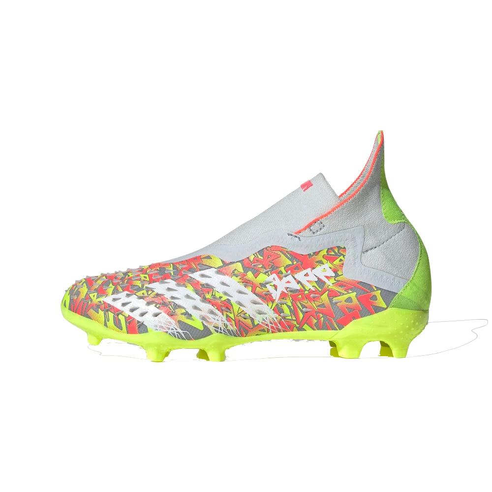Adidas Predator + FG/AG Fotballsko Barn Numbers Up Pack