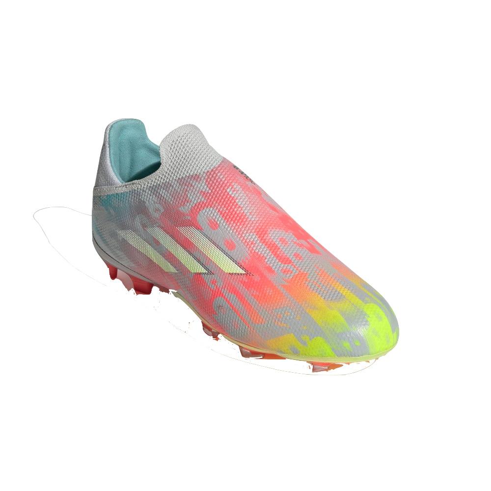 Adidas X Speedflow+ FG/AG Fotballsko Barn Numbers Up Pack
