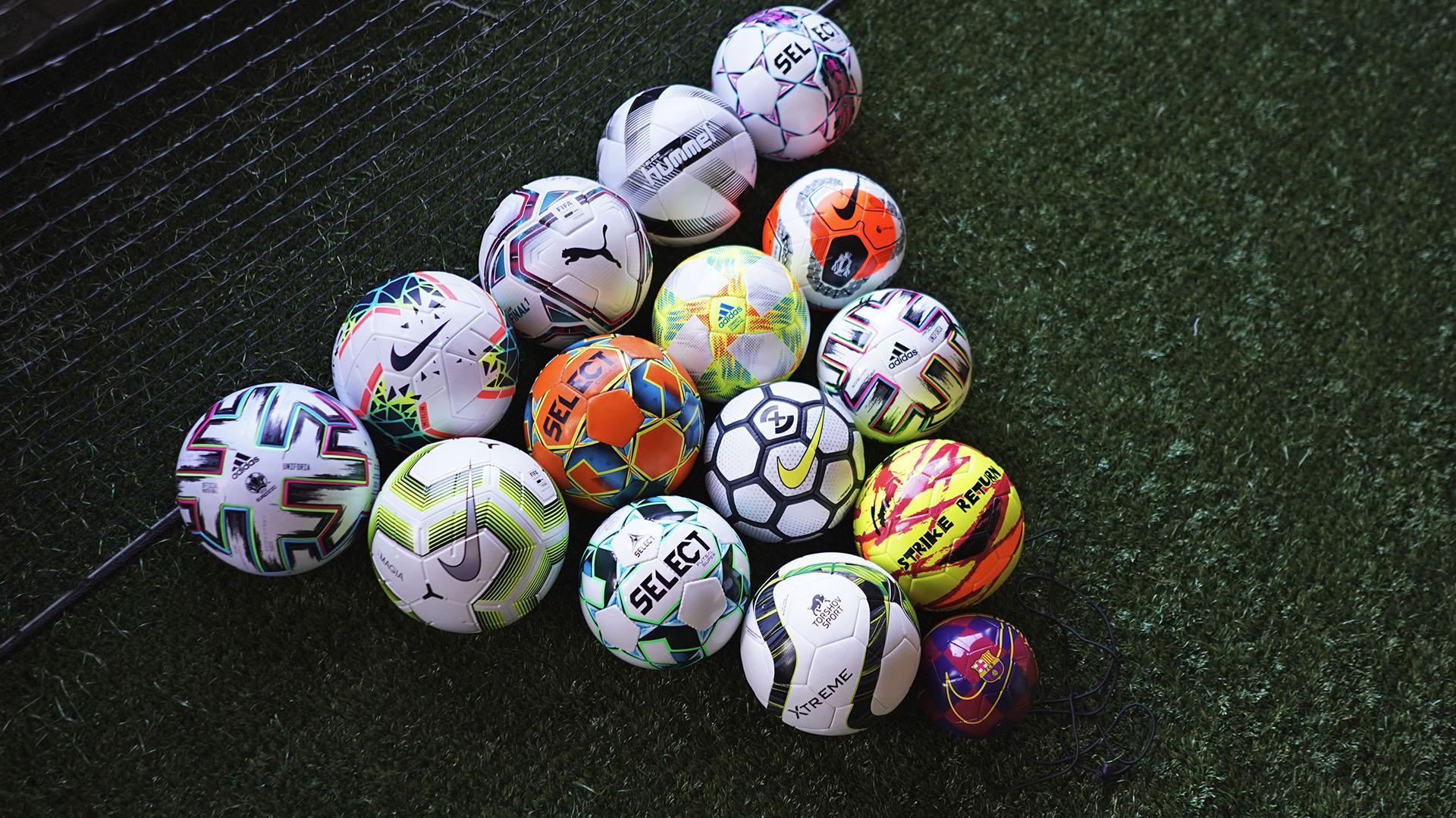 Velg riktig fotball til ditt bruk