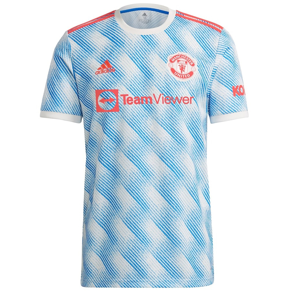 Adidas Manchester United Fotballdrakt 21/22 Borte Barn