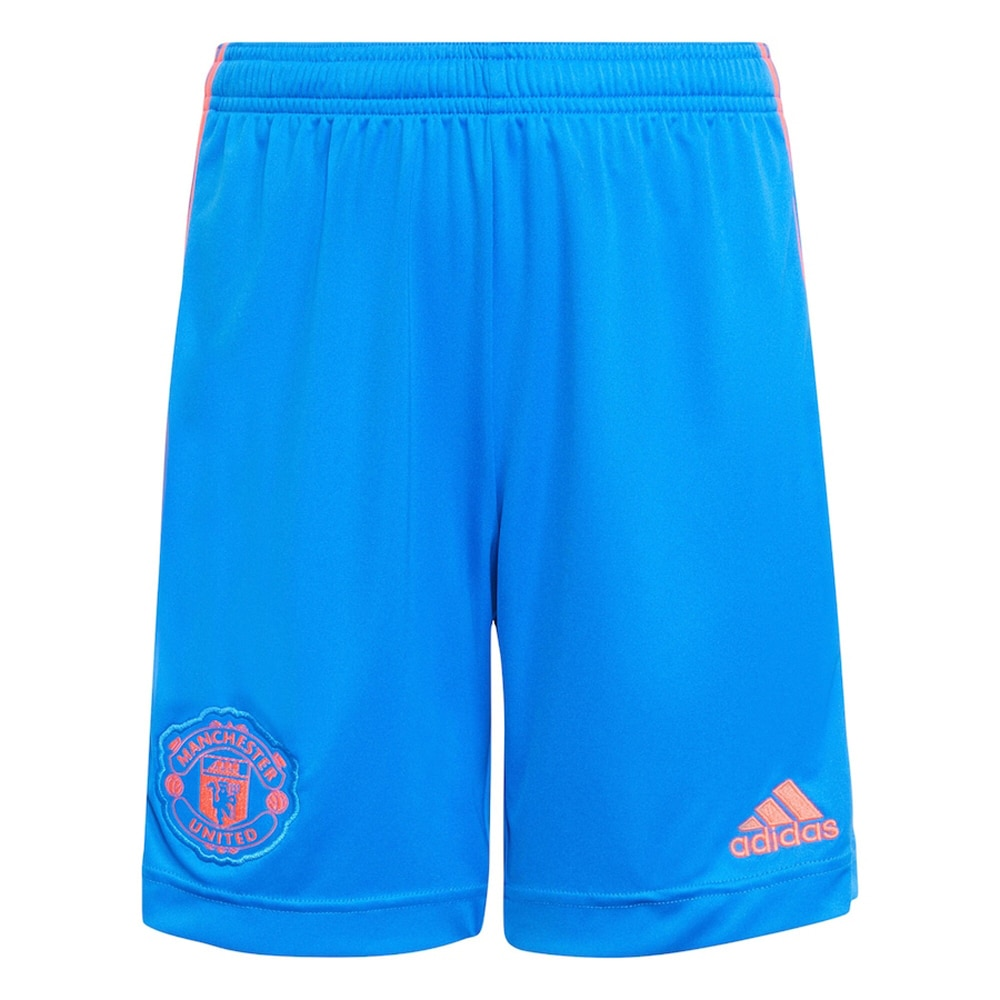 Adidas Manchester United Fotballshorts 21/22 Borte